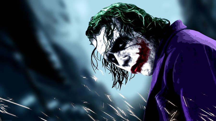 Batman Vs Joker  Batman  Arkham Asylum Wallpaper Game