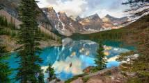 Glacier National Park In Montana Wallpaper - Nature