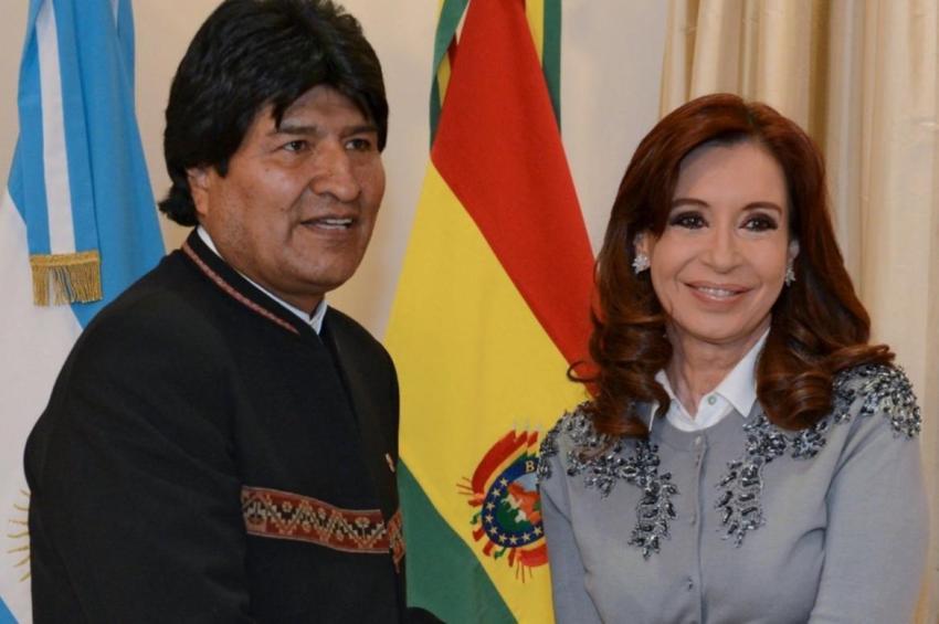 Tras renuncia de Evo Morales, Cristina Kirchner apuntó contra las fuerzas armadas de ese país