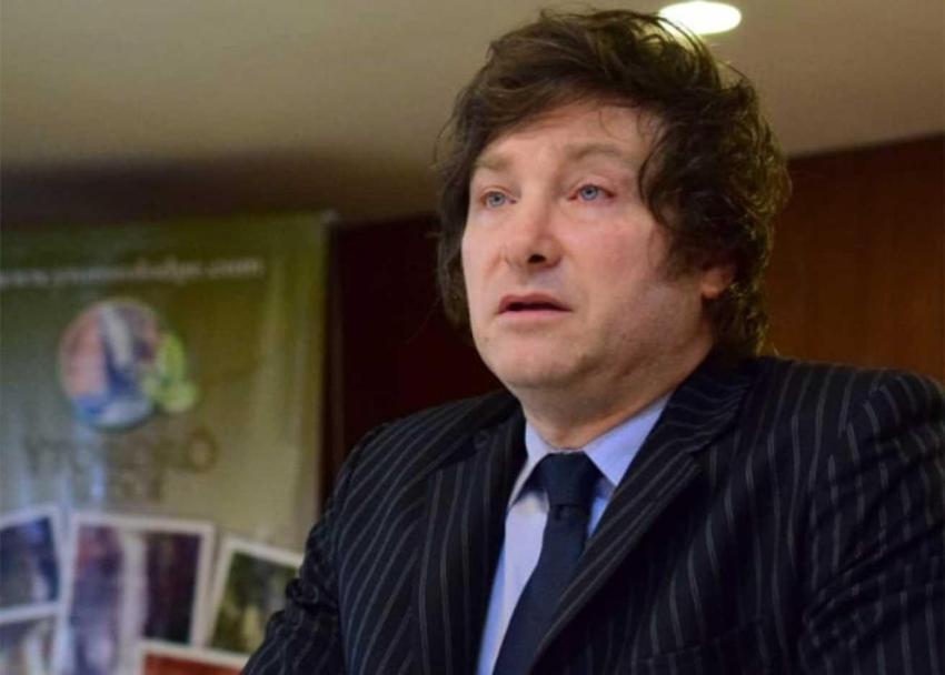 """Javier Milei: """"El 2020 fue el peor año de la historia de la economía argentina"""""""