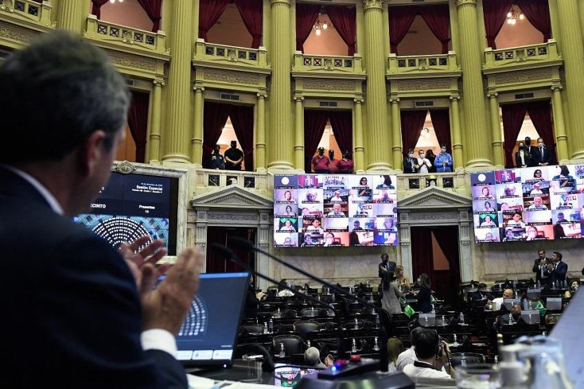 Diputados tendrá la primera sesión de 2021 con debates sobre ARA San Juan y la deuda externa