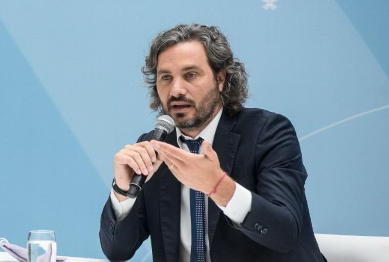 """Indignantes declaraciones de Santiago Cafiero: """"El Vacunatorio Vip es un invento de los periodistas"""""""
