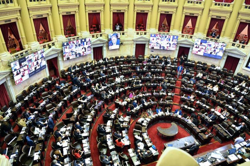 El Senado tratará el jueves el proyecto de impuesto a las Ganancias