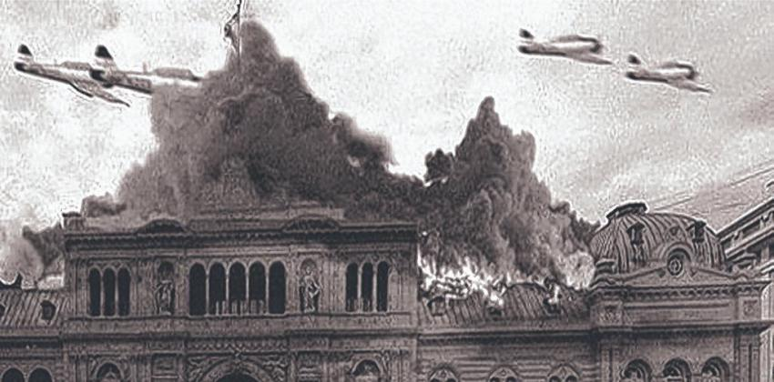El sangriento bombardeo a Plaza de Mayo: el día que Buenos Aires fue un infierno y el frustrado intento de asesinar a Perón