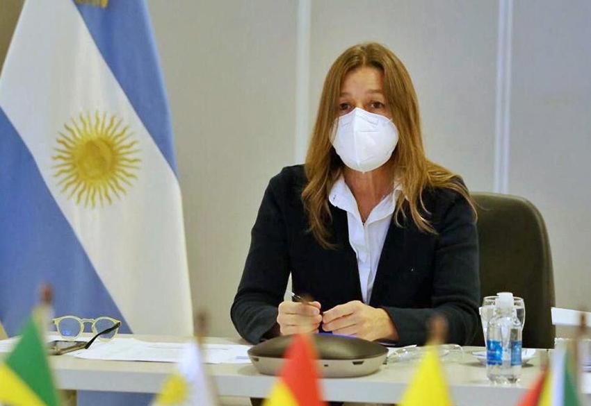 Sabina Frederic apuntó contra Mauricio Macri y Patricia Bullrich por el envío de armamento a Bolivia