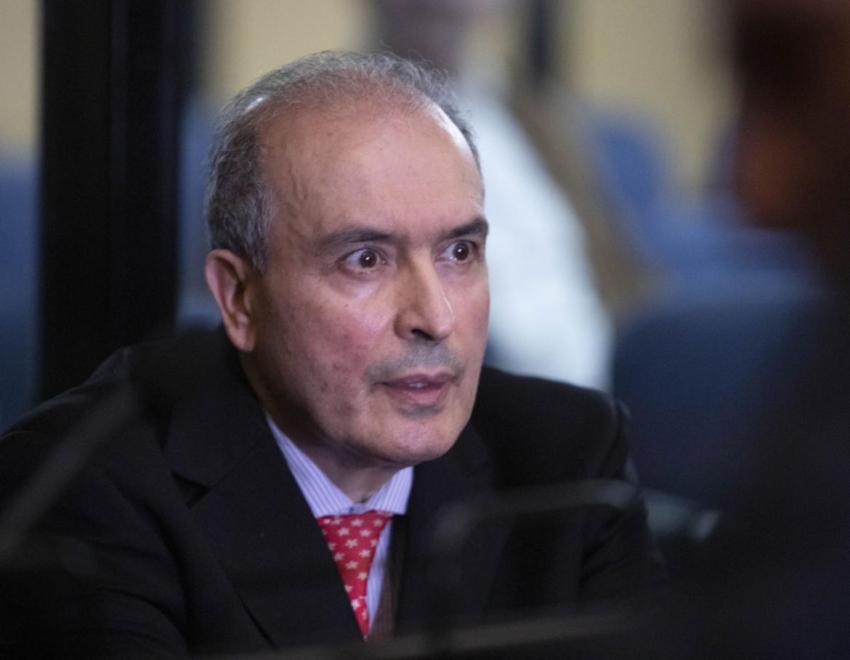 Redujeron a 48 millones de pesos la caución para que José López salga en libertad
