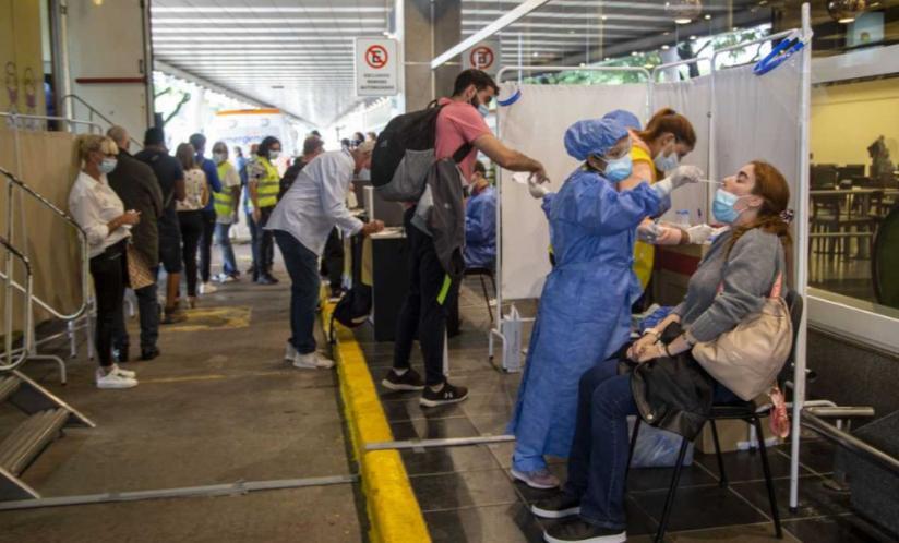Coronavirus en Argentina: 14 muertes y 886 contagios en las últimas 24 horas