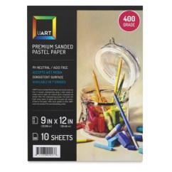 Fisher 400 Art Paper Diagram Of Hypervisor Pastel Papers And Boards Blick Materials Uart Premium Sanded Pads
