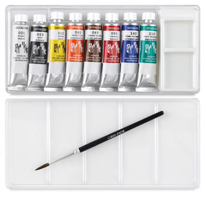 Image result for caran d'ache gouache