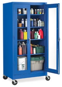 Visual Mobile Storage Cabinets - BLICK art materials