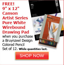 Bruynzeel Design Colored Pencil Set of 12