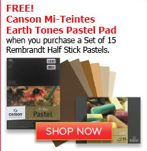 Rembrandt Half Stick Pastels
