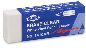 Alvin Vinyl Eraser