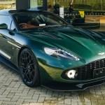 Top Ten Features You Ll Find In The Aston Martin Zagato Shooting Brake