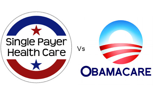 Obamacare and single payer healthcare