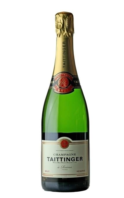 Taittinger Brut Réserve N.V. Champagne