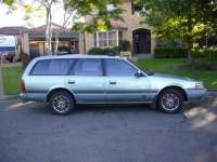 1990 Used MAZDA 626 WAGON Car Sales Carindale QLD Very