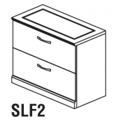 Mayline Sorrento SLF2 36