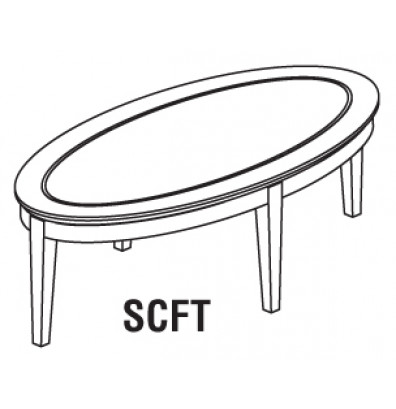 Mayline Sorrento SCFT 48