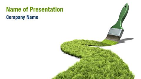 landscaping powerpoint templates