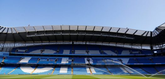 Manchester City announce arrival of their new sensory room ...