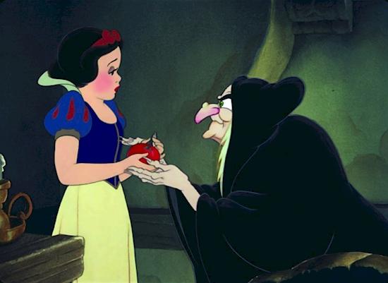 5. Snow White, Snow White (1939).