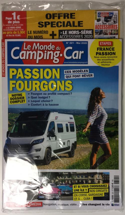 Le Monde Du Camping-car Rencontre : monde, camping-car, rencontre, Direct-éditeurs, Service-client, Diffuseurs, Presse