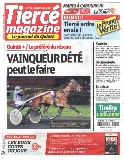 Tierce Magazine Du Jour : tierce, magazine, Direct-éditeurs, Service-client, Diffuseurs, Presse