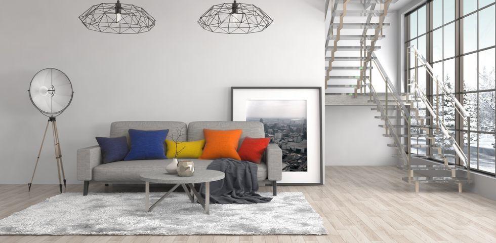 Come arredare casa in stile moderno  DireDonna
