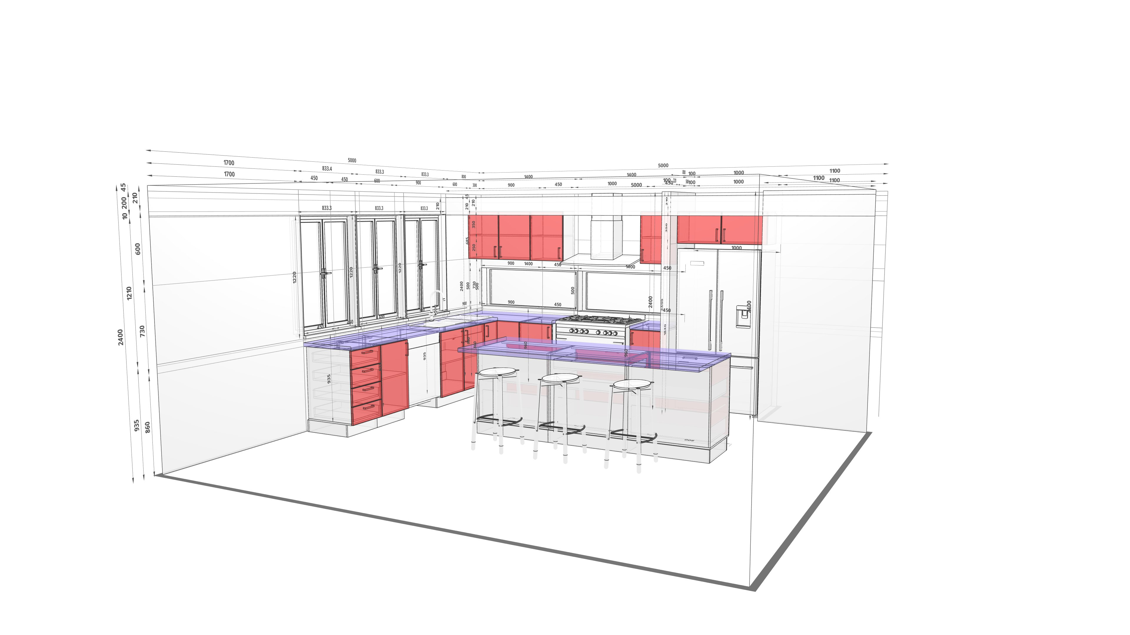 How To Design Your Own Kitchen With Our 3d Kitchen Planner Ross S Discount Home Centre