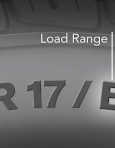Load range and index also tire  rating chart rh discounttire