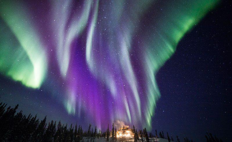 northern lights holidays trips