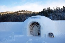 Sorrisniva Igloo Hotel Alta Northern Norway