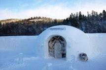 Sorrisniva Igloo Hotel Alta Northern Norway