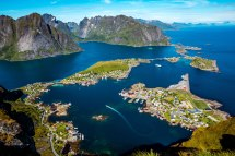 Lofoten Norway Drive Holiday