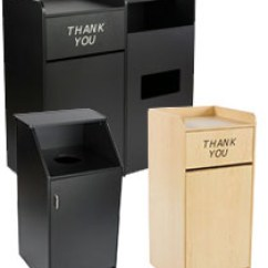 Commercial Kitchen Trash Can 42 Cabinets Receptacles | Business & Restaurant Waste ...