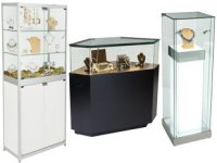 Jewelry Displays   Necklace, Earring, Bracelet Stands & Busts