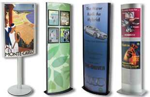 Display Stands Poster Frames IPad Stands & More
