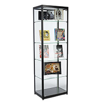 Display Cases   Acrylic, Metal, Glass Counters & Cabinets