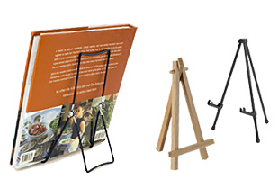 book stands book holders