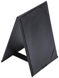 Two Sided Table Tent | Angled A-Frame & Photo Album Corners