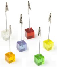 Brightly Colored Note Holders | Alligator Clips with ...