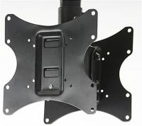 Vaulted Ceiling TV Mount | Heavy Duty Setting System for ...