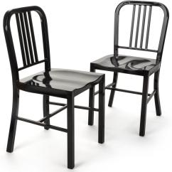 Cafe Chairs Metal Wood Chair Mat Black Ships Completely Assembled