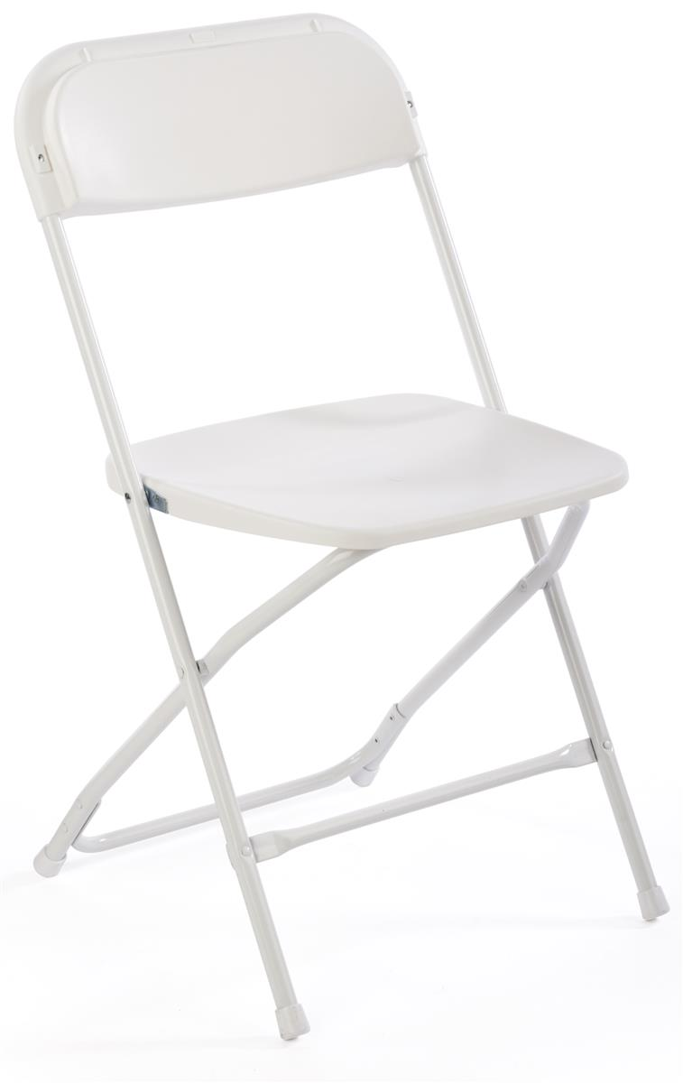 resin folding chairs for sale dining room chair seat covers with arms white plastic | lightweight & stacking