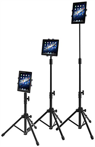 iPad Tripod Stand  Light Portable Folding and Adjustable