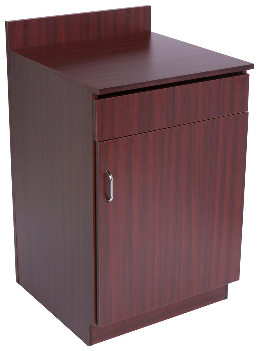 Waiter Station  Pull Out Drawer and Cabinet