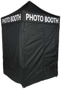 Photo Booth Tent | 5 x 5 Square with Zipper Closure