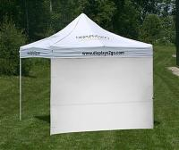 Tent Sidewalls | Full Unprinted Side Wall