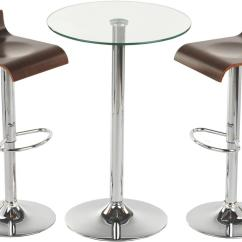 Swivel Chair Wooden Legs Folding Dream Meaning Glass High Top Table And Chairs | Modern Furniture For Dining
